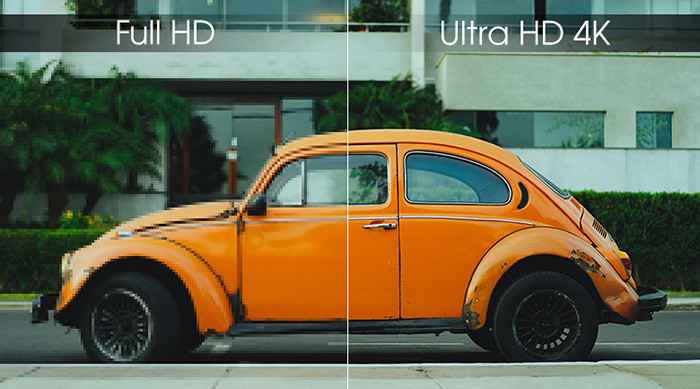 Ultra HD 4K - Smart Tivi TCL 4K 65 inch L65P65-UF
